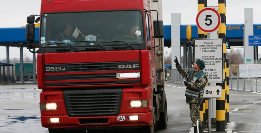 Перевозка таможенных грузов автомобильным транспортом